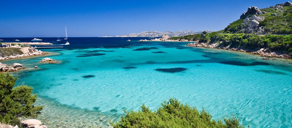 Plaje din Sardinia