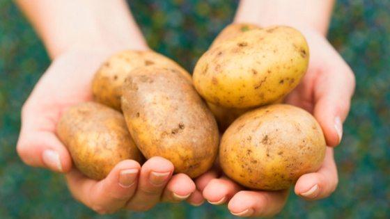 Cartoful se află pe locul patru în rândul alimentelor sănătoase