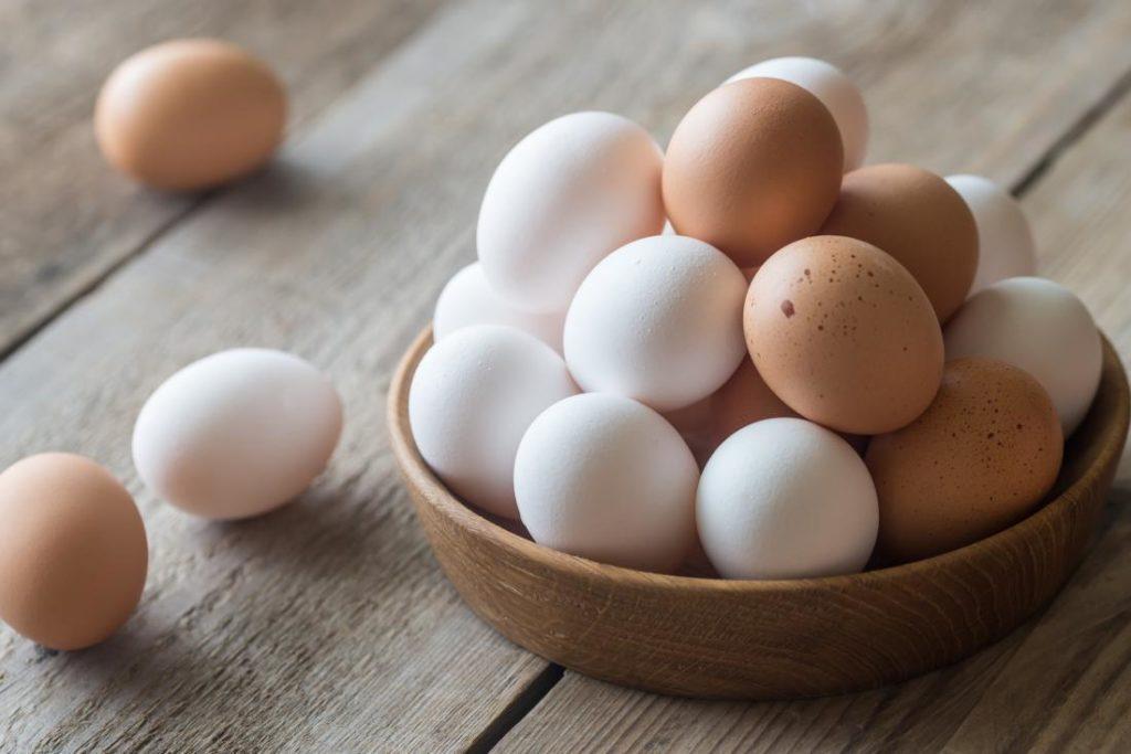 Ouăle sunt recomandate pe lista alimentelor sănătoase