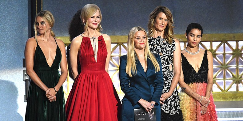 Serialul Big Little Lies - Protagonistele