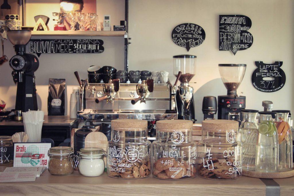 Cafenea BOB Coffe Lab Bucuresti