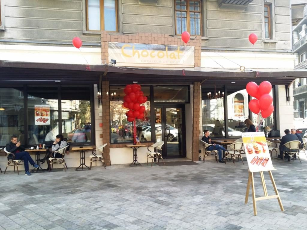 Cafenea Chocolat Atheneu Bucuresti
