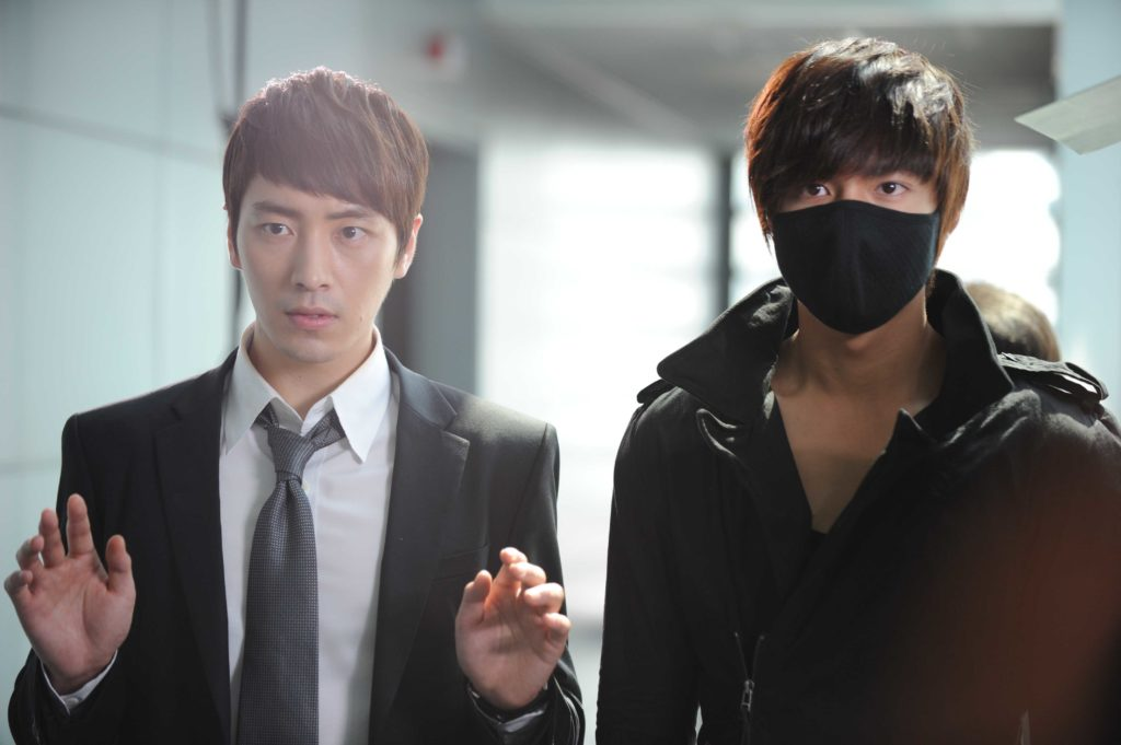 City Hunter serial coreean