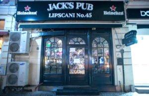 Jack's Pub Bucuresti