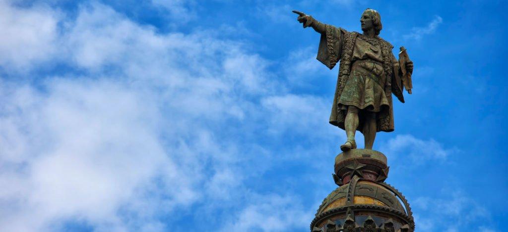 Minumentul lui Columb din Barcelona
