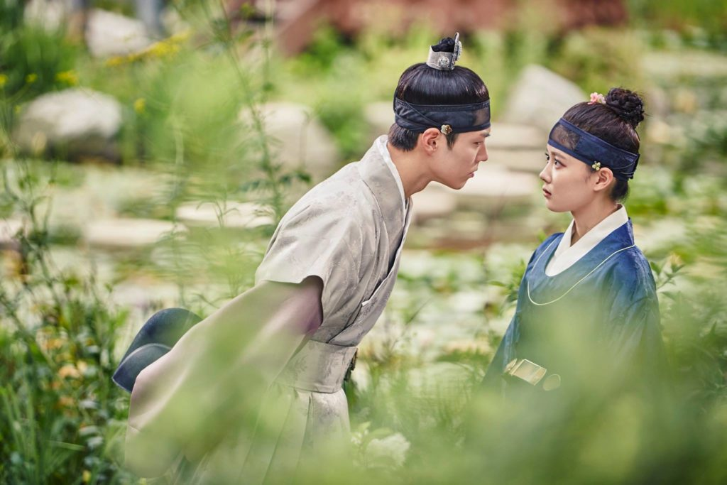 Moonlight Drawn by Clouds serial coreean