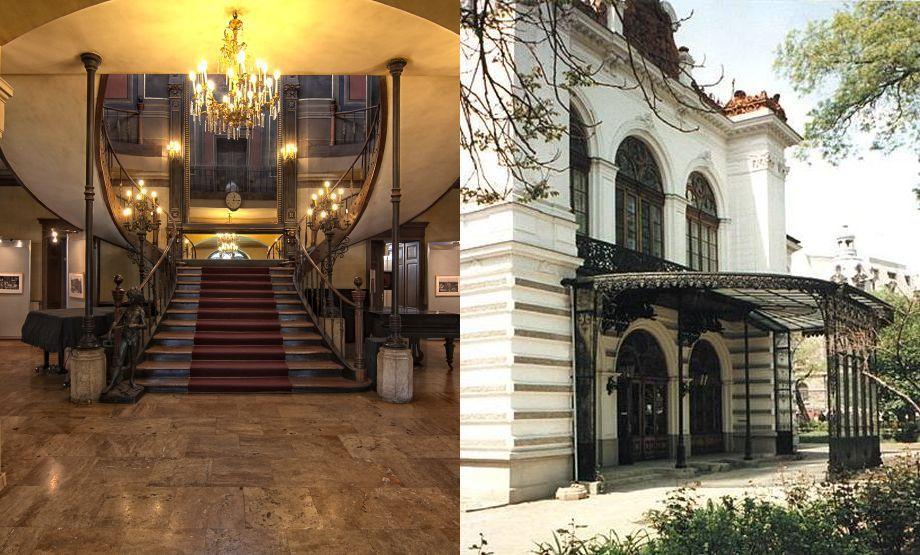 Muzeul Municipiului Bucuresti Palatul Sutu