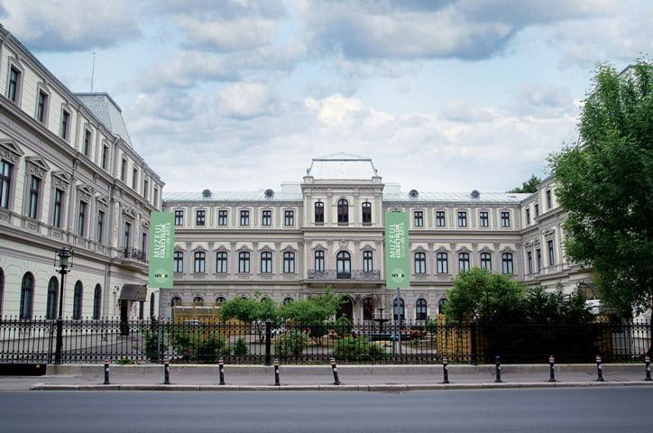 Muzeul National de Arta al Romaniei MNaR