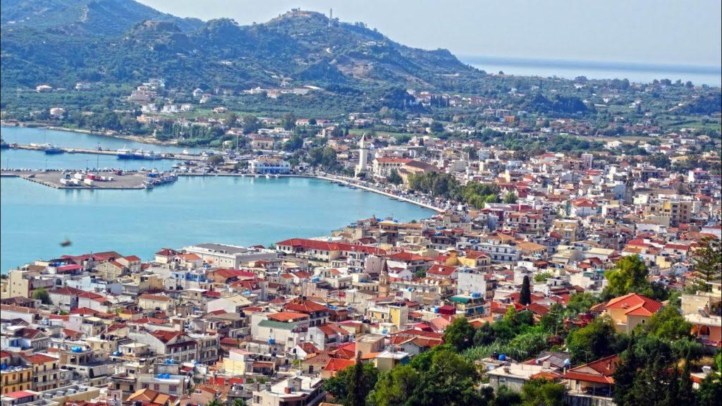 Orașul Zakynthos