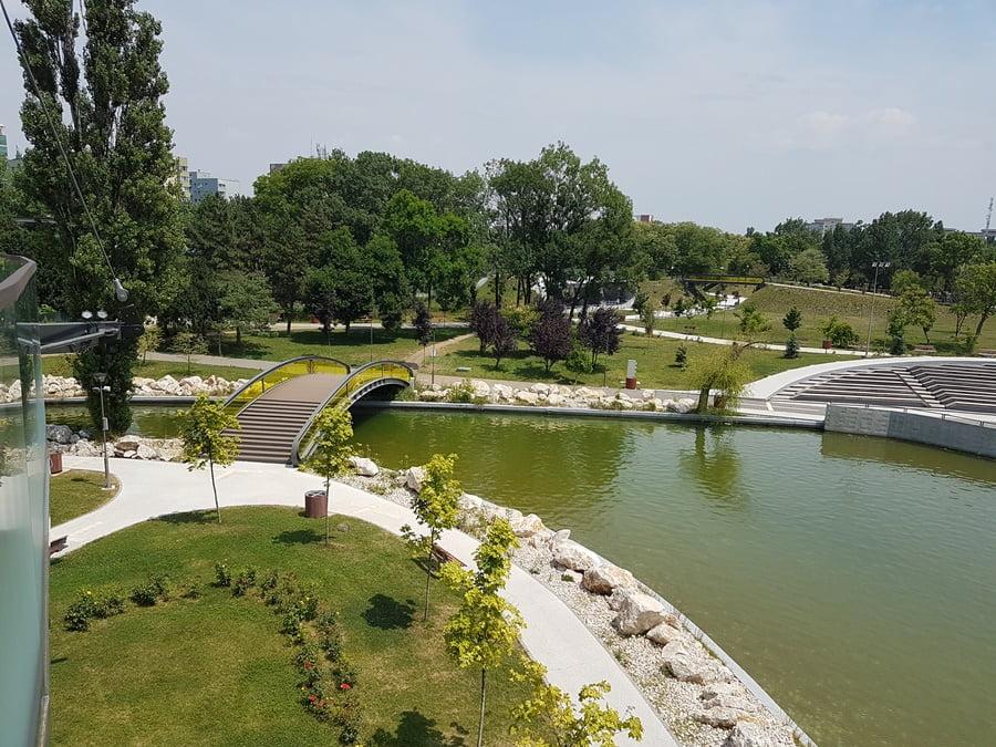 Parcul Drumul Taberei (Moghioros) cele mai frumoase parcuri capitala