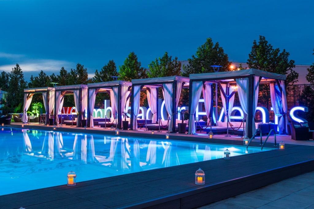 Piscina Blueberry Bucuresti