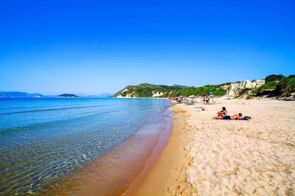 Plaja Gerakas din Insula Zakynthos