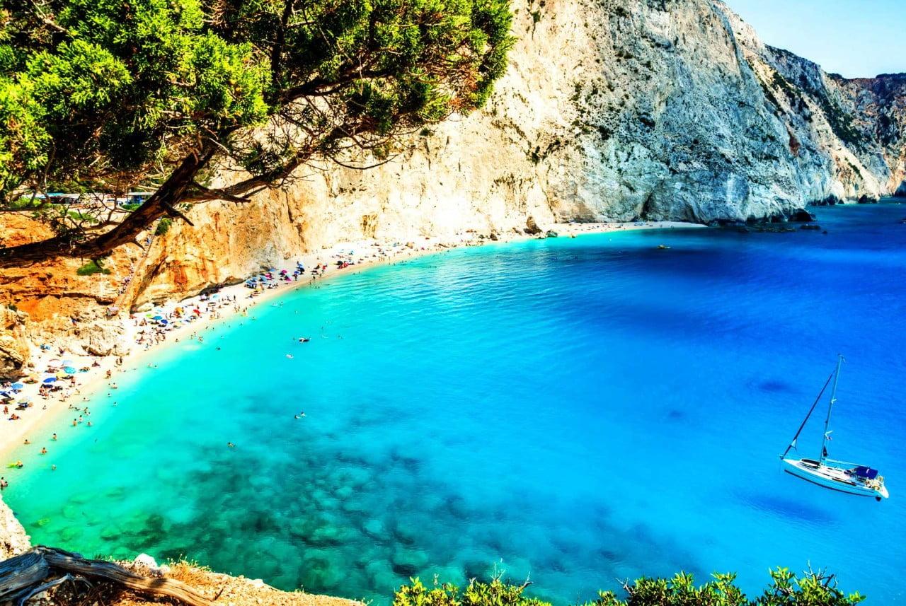 Plaje în Lefkada