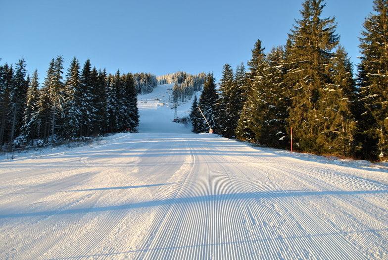 Stațiunea de schi Chepelare din Bulgaria