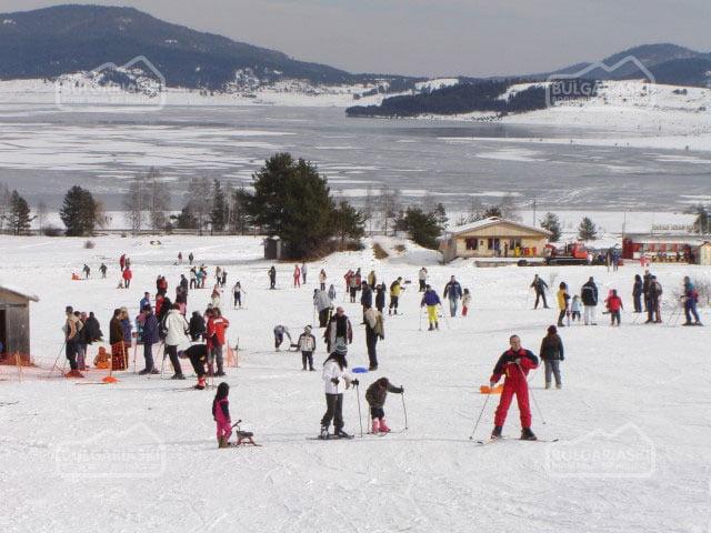Stațiunea de schi Tsigov Chark din Bulgaria