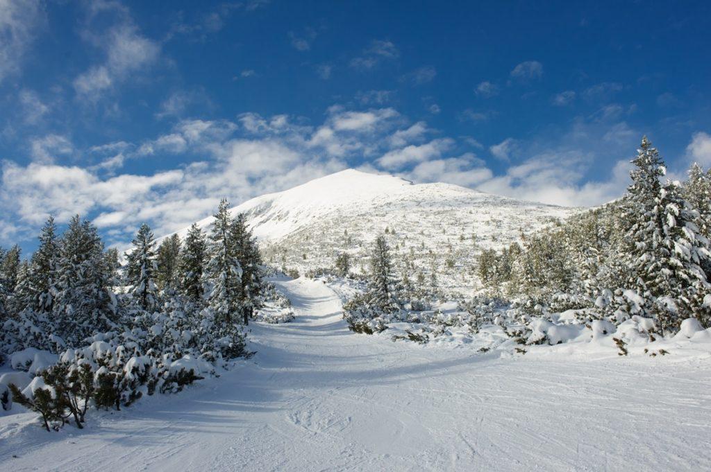 Stațiunea de schi Dobriniște din Bulgaria