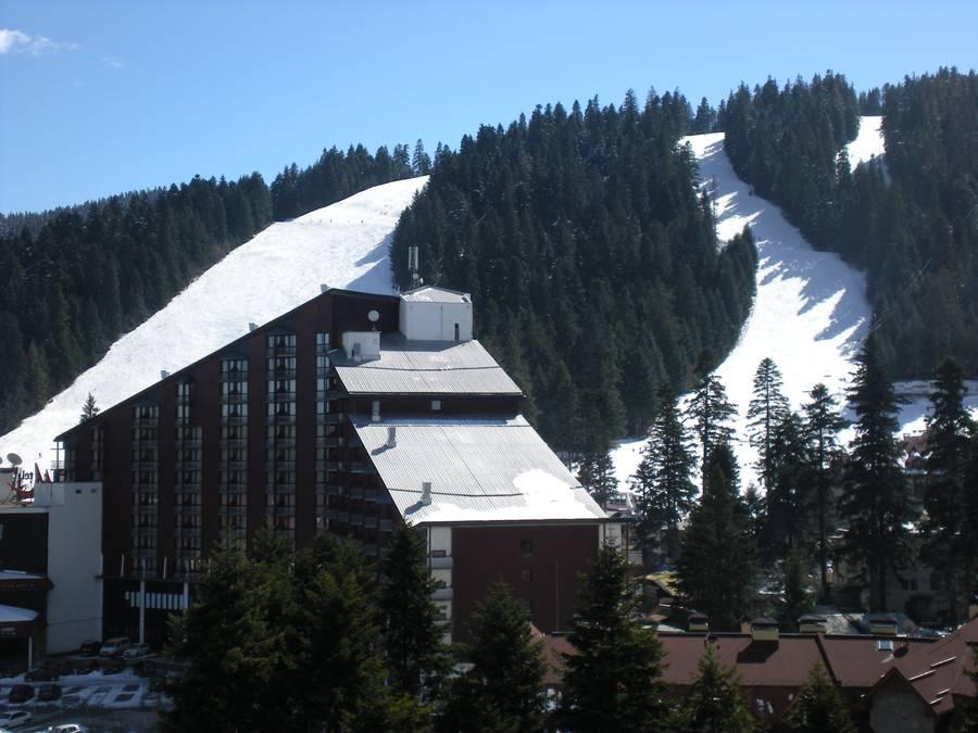 stațiunea de schi Boroveț din Bulgaria