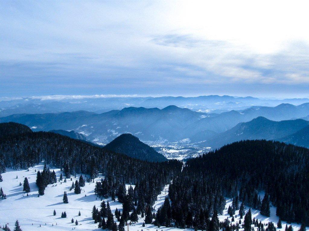 Stațiunea de schi Pamporovo