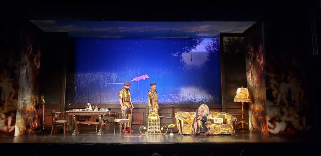 Teatrul de Comedie - Sala Nouă