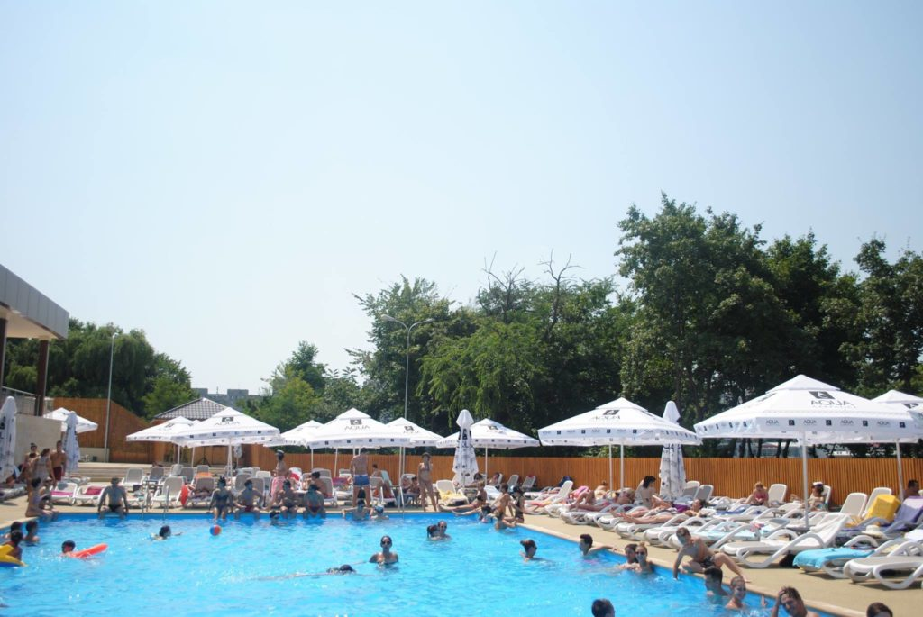 The President Pool and Lounge Tei Bucuresti
