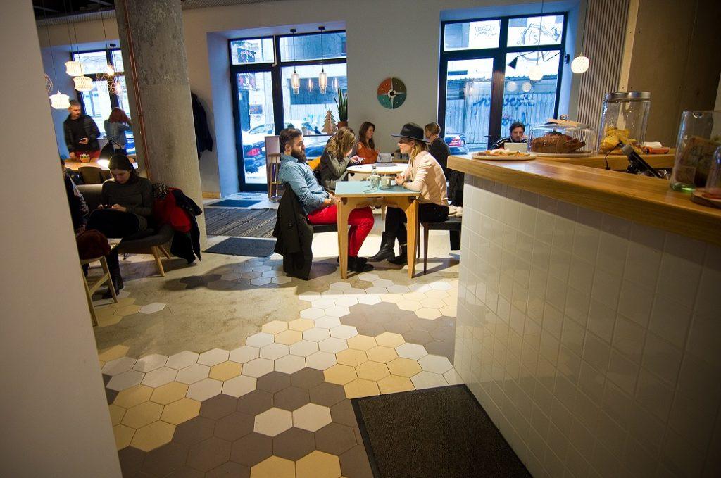 Cafenea M60 Cafe Bucuresti