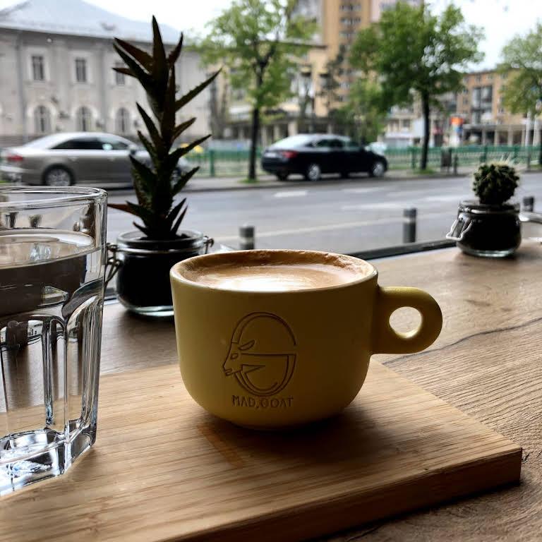 Cafenea MadGoat Bucuresti
