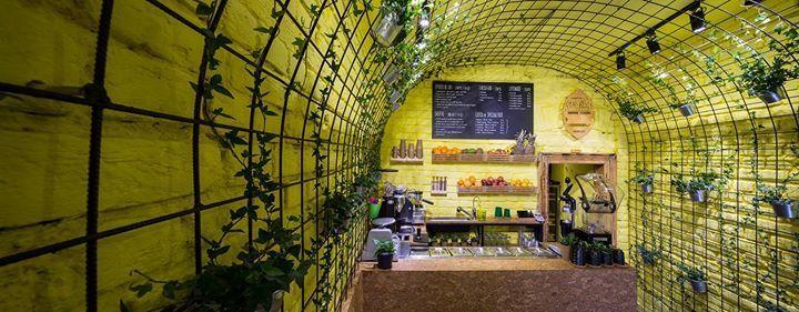 Cafenea VanFruct Bucuresti