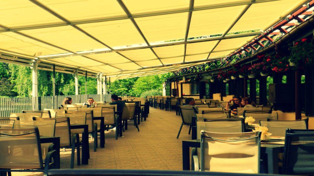 Cafeneaua Actorilor Parcul Tineretului Bucuresti