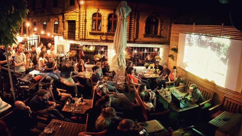 Club Avenue 48 Bucuresti
