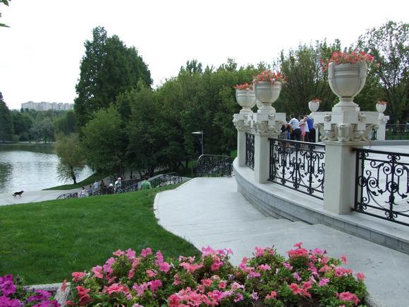 Parcul Alexandru Ioan Cuza - Fostul I.O.R Titan - Bucuresti