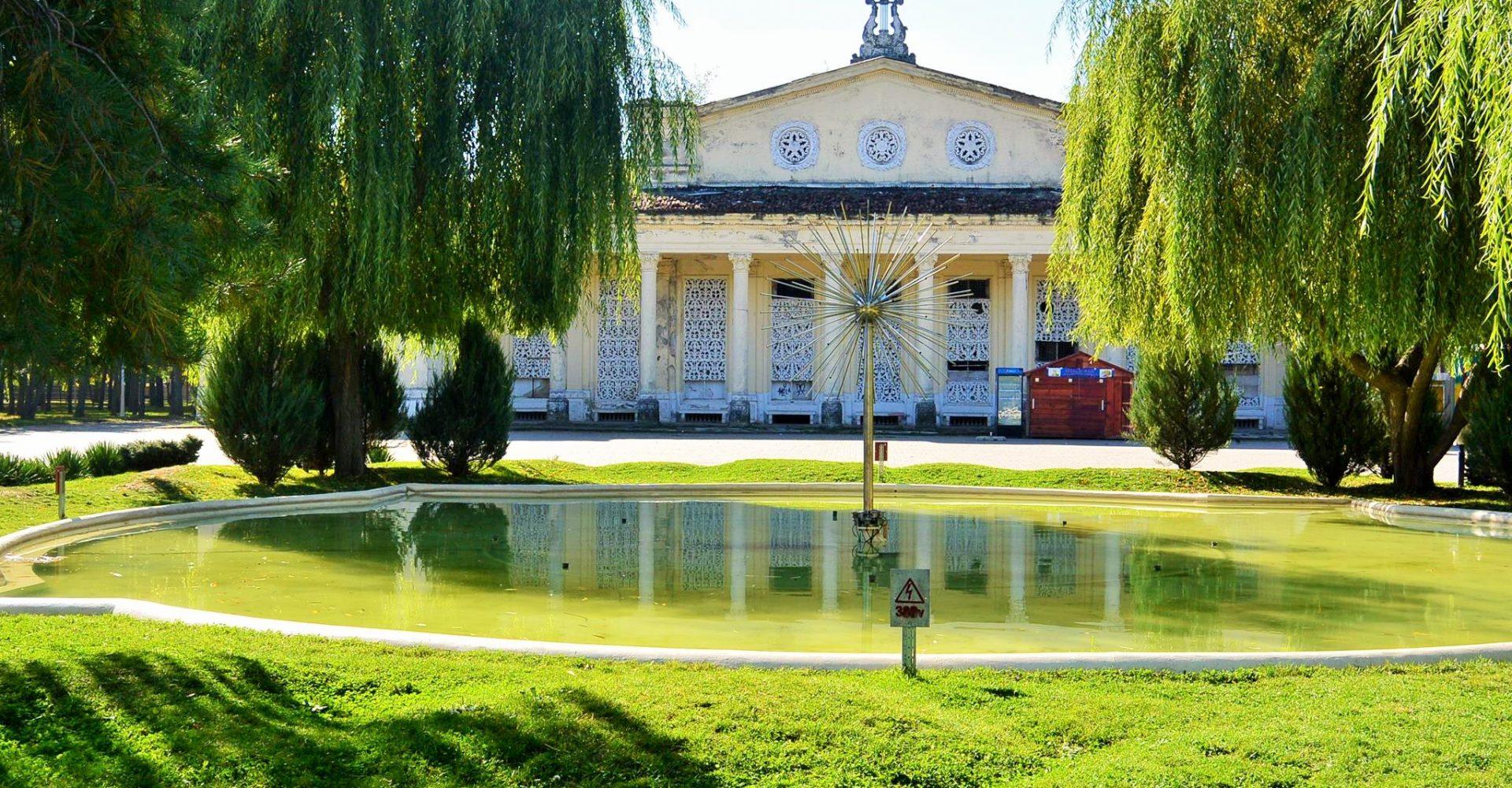 Top 20 de parcuri din Bucuresti -Parcul Bazilescu