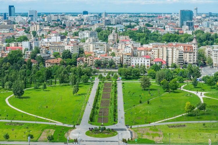 Parcul Izvor - Bucuresti cele mai frumoase parcuri capitala
