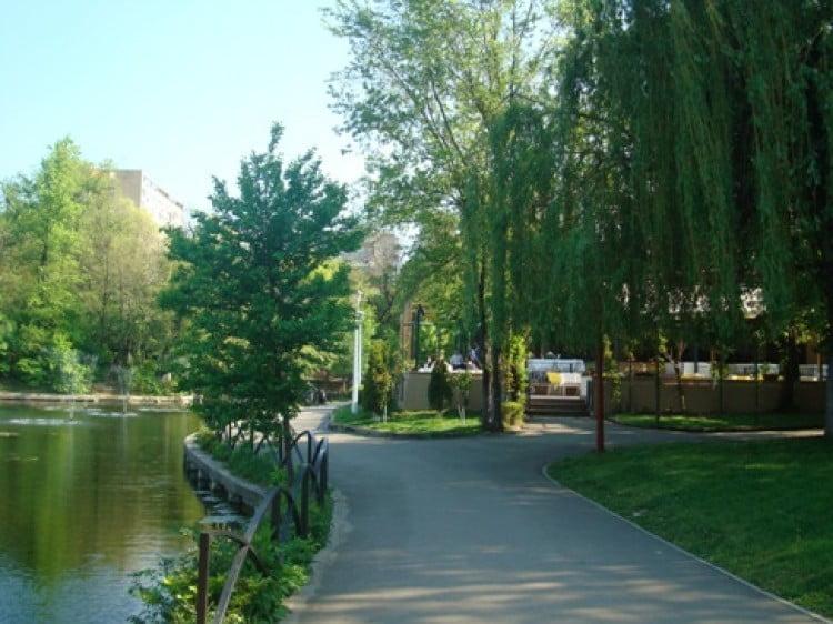 Parcul national 23 august - Bucuresti cele mai frumoase parcuri capitala