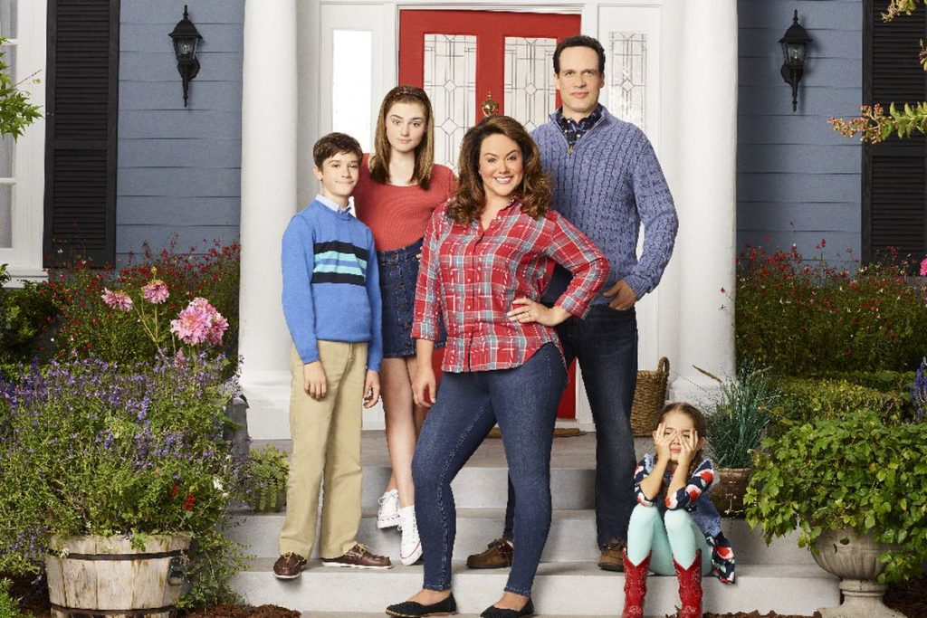 American Housewife serial comedie