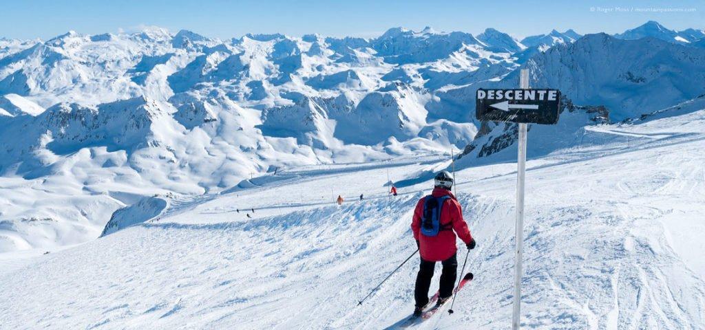 Espace Killy - un loc pentru schi devenit legendar