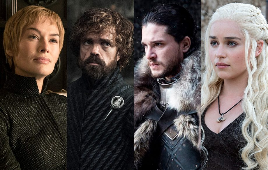 Top 20 Seriale Populare din Lume - Game of Thrones