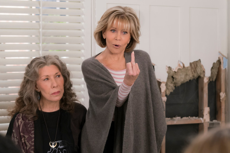 Grace and Frankie serial original netflix