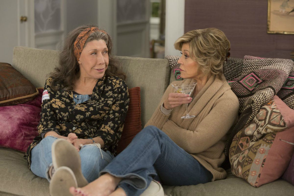 Grace and Frankie serial comedie