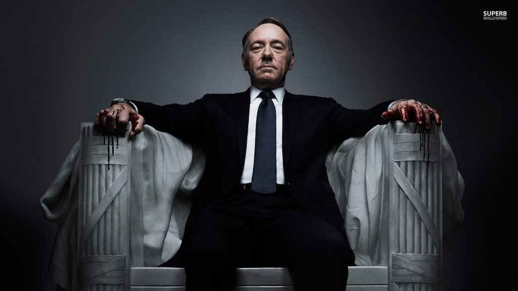 House of Cards serial popular