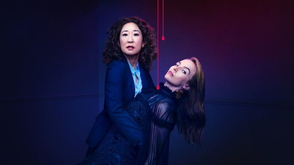 Killing Eve serial HBO 2019