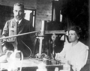 Marie și Pierre Curie cupluri celebre istorie