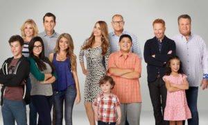 Modern Family serial comedie sitcom
