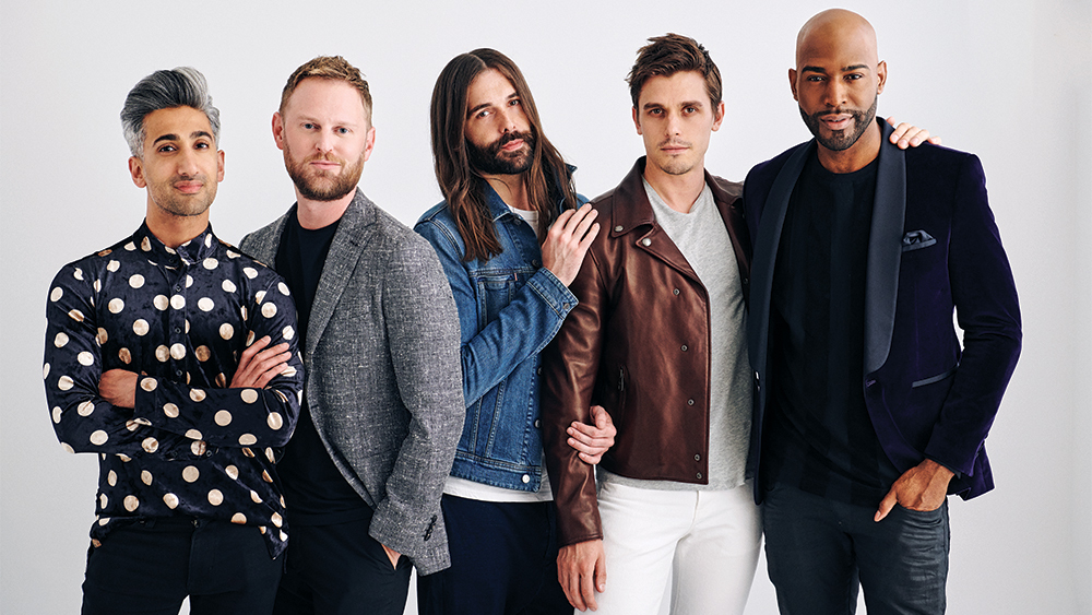 Queer Eye serial reality Netflix