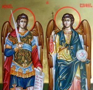 Urari de Sfintii Mihail si Gavriil adresate familiei si prietenilor