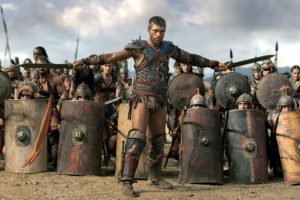 Spartacus: Blood and Sand serial istoric