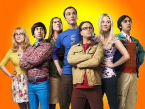 The Big Bang Theory serial comedie sitcom