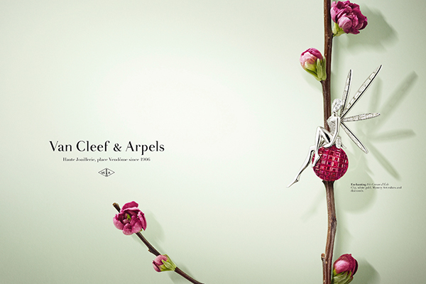 VAN CLEEF AND ARPELS Top 15 branduri de bijuterii