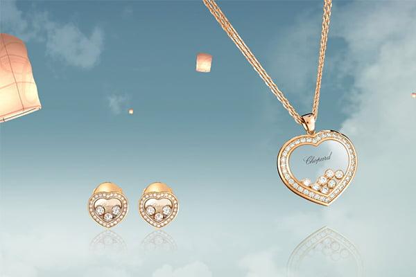 brand CHOPARD Top 15 branduri de bijuterii