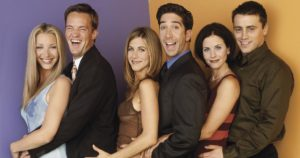 friends serial comedie sitcom