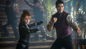 into the badlands serial de actiune